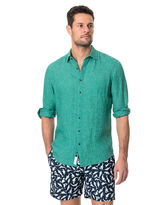 Great Barrier Sports Fit Shirt, FERN, hi-res