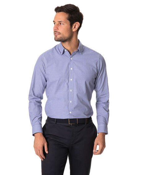 Montello Sports Fit Shirt, ROYAL, hi-res