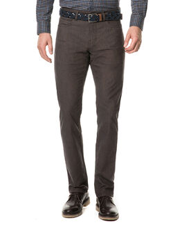 Amisfield Regular Fit Pant, BARK, hi-res