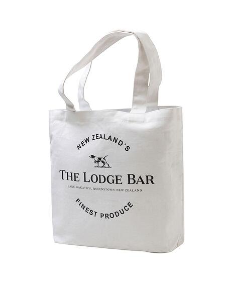 The Lodge Bar Tote Bag, NATURAL, hi-res