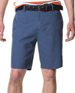 Glenburn Slim Fit Short/Indigo 30, INDIGO, hi-res