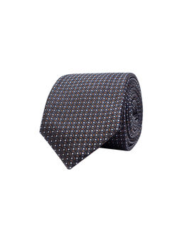 Goodge Place Tie, NAVY, hi-res