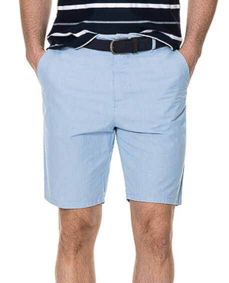 Flaxton Slim Fit Short, SKY, hi-res