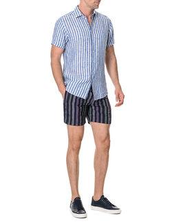 Ferntown Sports Fit Shirt/Chambray XS, CHAMBRAY, hi-res