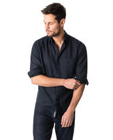 Tindalls Beach Sports Fit Shirt, MIDNIGHT, hi-res