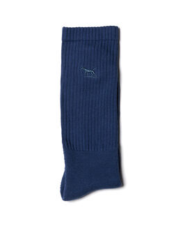 Gunner Three Pack Sock, MARINE, hi-res