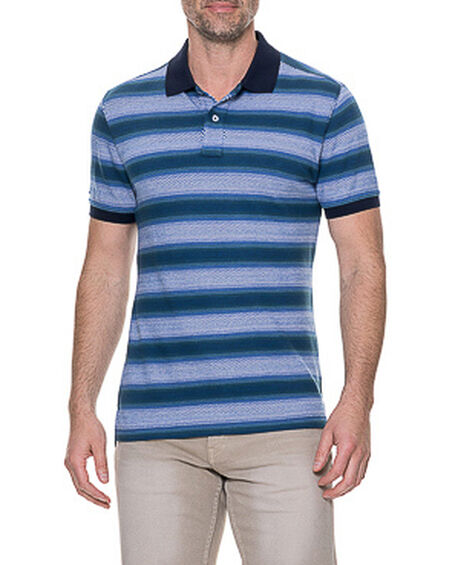 Blue Spur Sports Fit Polo, , hi-res