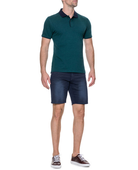 Boydtown Sports Fit Polo, JUNGLE, hi-res