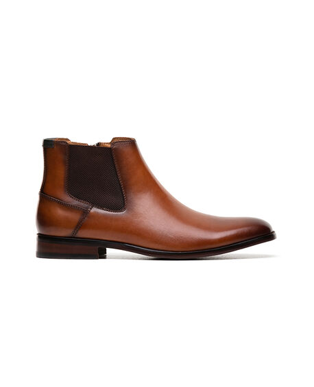 Nicholls Street Boot, COGNAC, hi-res
