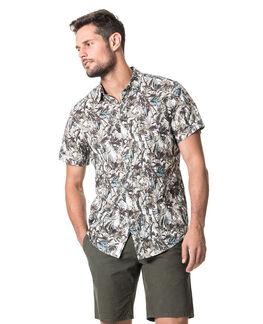 Park Island Sports Fit Shirt, NATURAL, hi-res