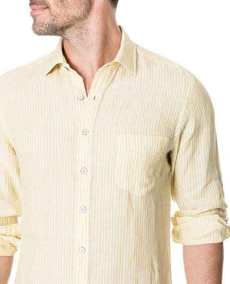 Warwick Junction Sports Fit Shirt, LEMON, hi-res