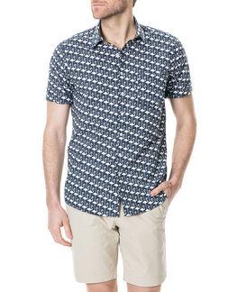 Wendonside Sports Fit Shirt/Marine XS, MARINE, hi-res
