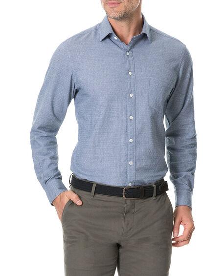 Nolantown Sports Fit Shirt, CHAMBRAY, hi-res