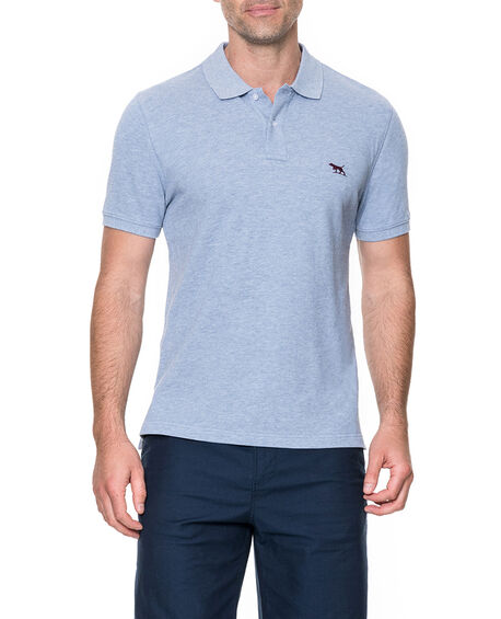 The Gunn Polo, CHAMBRAY, hi-res