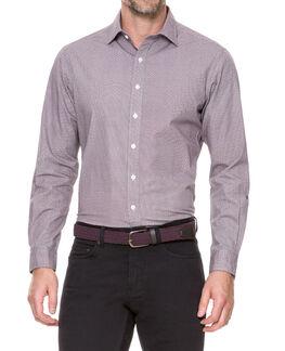 Oakhurst Sports Fit Shirt/Rhubarb XS, RHUBARB, hi-res