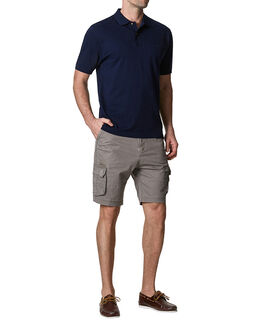 Devonport Polo/True Navy LG, TRUE NAVY, hi-res