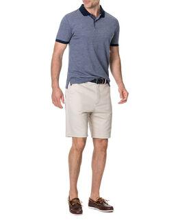 Royce Hill Slim Fit Short/Natural 30, NATURAL, hi-res