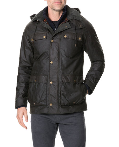 Glenorchy 4 Oz Waxed Field Jacket, , hi-res
