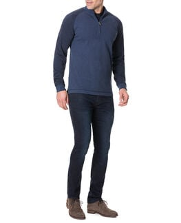 Mackenzie Bay Top /Navy XS, NAVY, hi-res