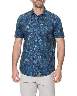 Chedworth Shirt/Jungle XS, JUNGLE, hi-res