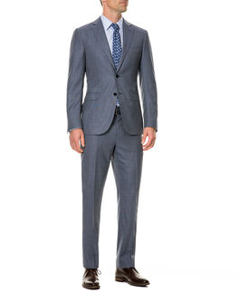 Basinghall Tailored Jacket/Denim 36R, DENIM, hi-res