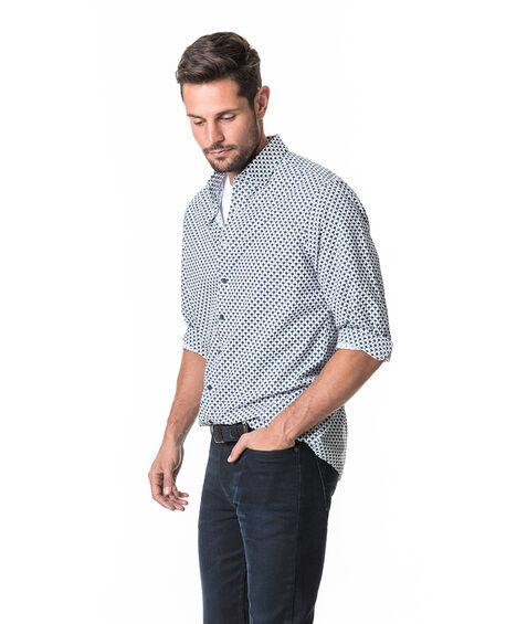 Sorrento Shirt, SNOW, hi-res