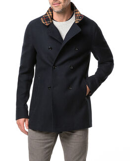 Nixon Road Coat, MIDNIGHT, hi-res