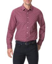 Longbeach Shirt, BORDEAUX, hi-res