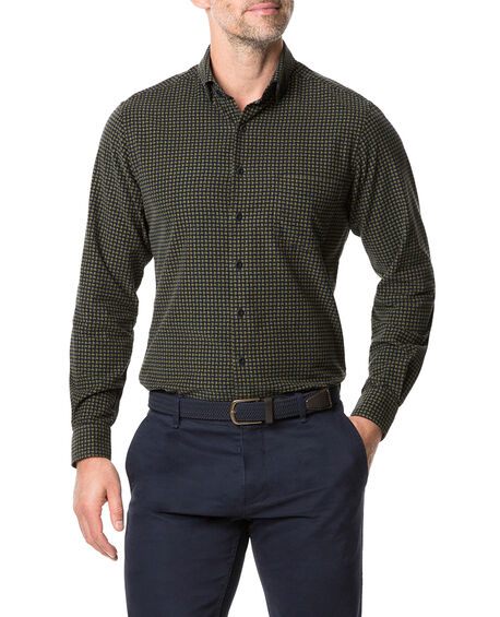 Luxmore Sports Fit Shirt, MIDNIGHT, hi-res