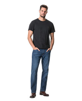 Byron Relaxed Fit Jean/Rl Denim 30, DENIM, hi-res