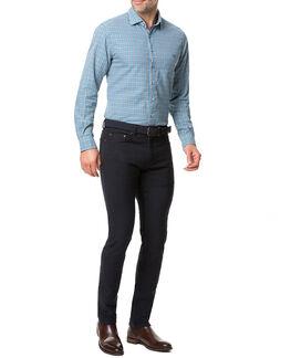 Maxwell Shirt/Ocean XS, OCEAN, hi-res