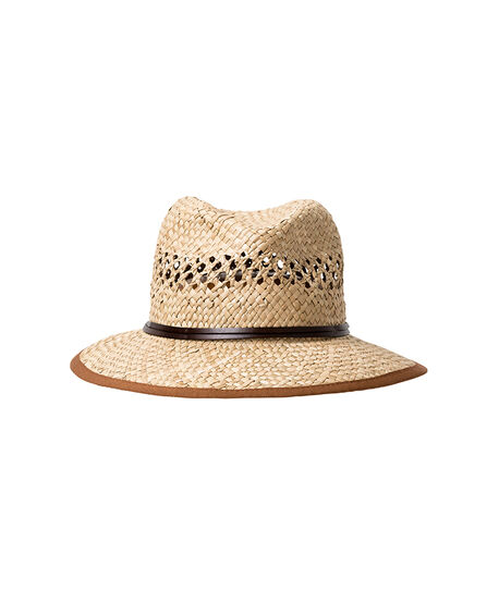 Woodlands Bay Straw Hat, , hi-res