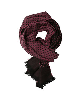 Brooke Street Scarf, ROSE, hi-res