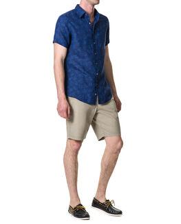 Glenburn Slim Fit Short/Taupe 35, TAUPE, hi-res