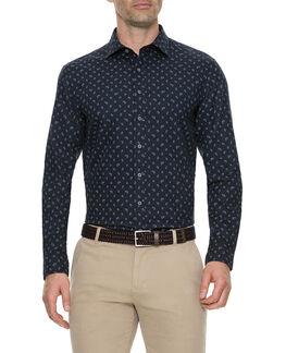 Blind Creek Shirt, INK, hi-res