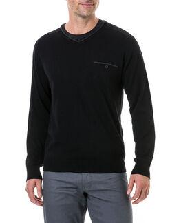 Goose Bay Sweater, ONYX, hi-res