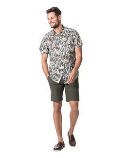 Park Island Sports Fit Shirt/Natural XS, NATURAL, hi-res