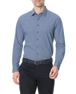 Park Hill Shirt/Indigo XS, INDIGO, hi-res