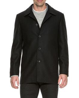 Christchurch Coat, ONYX, hi-res