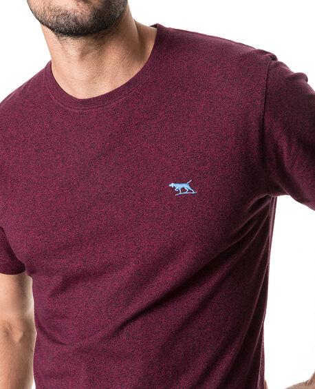 The Gunn T-Shirt, GARNET, hi-res