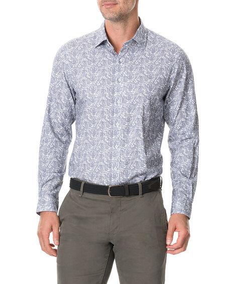 Hatton Shirt, PEACOAT, hi-res