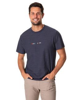 Half Moon Bay T-Shirt , FADED BLUE, hi-res