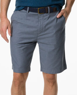 Army Bay Regular Fit Short, STONE, hi-res