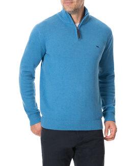 Merrick Bay Sweater, POLAR BLUE, hi-res