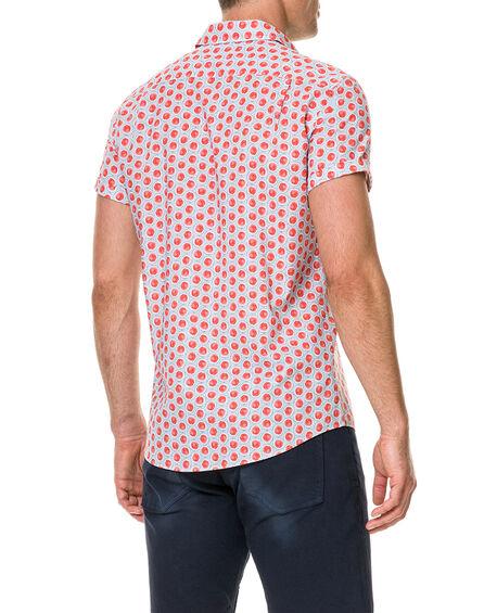 Mellons Bay Sports Fit Shirt, WATERMELON, hi-res