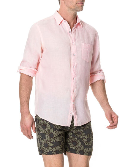 Pinnacle Hill Sports Fit Shirt, QUARTZ, hi-res