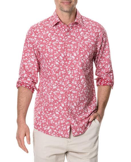 Ramsay Shirt, CLARET, hi-res