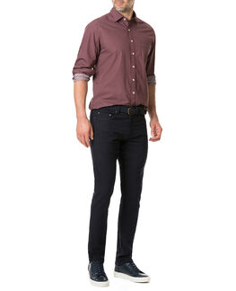 Mckenna Creek Shirt/Merlot XS, MERLOT, hi-res