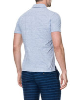 Bells Junction Sports Fit Polo, STONEWASH, hi-res