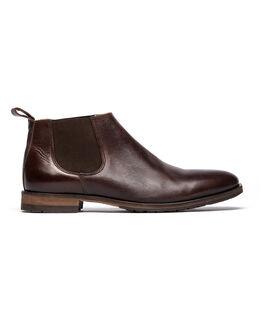 Logan Terrace Boot, CHOCOLATE, hi-res
